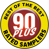 90+ Rated Samplers