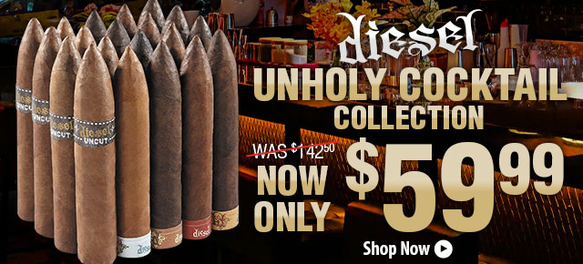 Diesel Unholy Cocktail Collection Now Only $59.99!