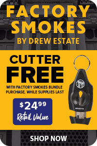FREE Cutter w/ Factory Smokes Bundle Purchase