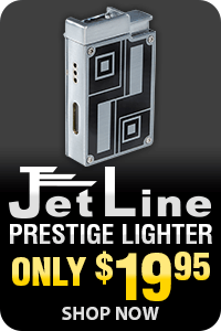 Jetline Prestige Lighter ONLY $19.95