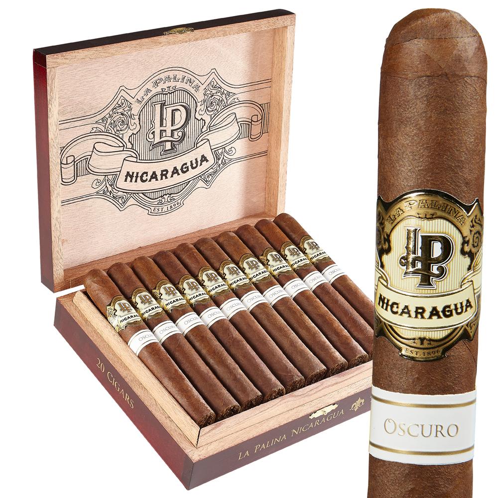 photo of La Palina Nicaraguan Toro Oscuro - BOX (20) by Thompson Cigar