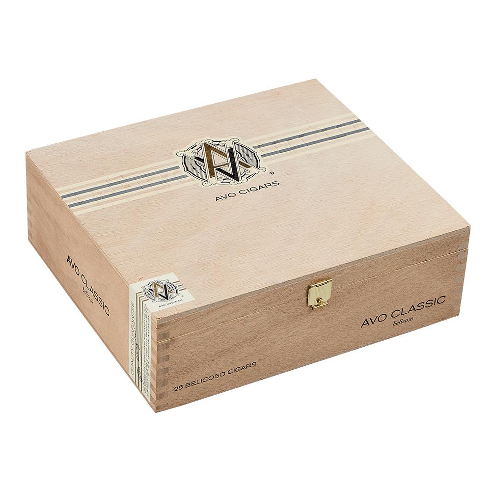 AVO Classic Belicoso Classic - Box of 25 photo - CALIFORNIA SHEETS