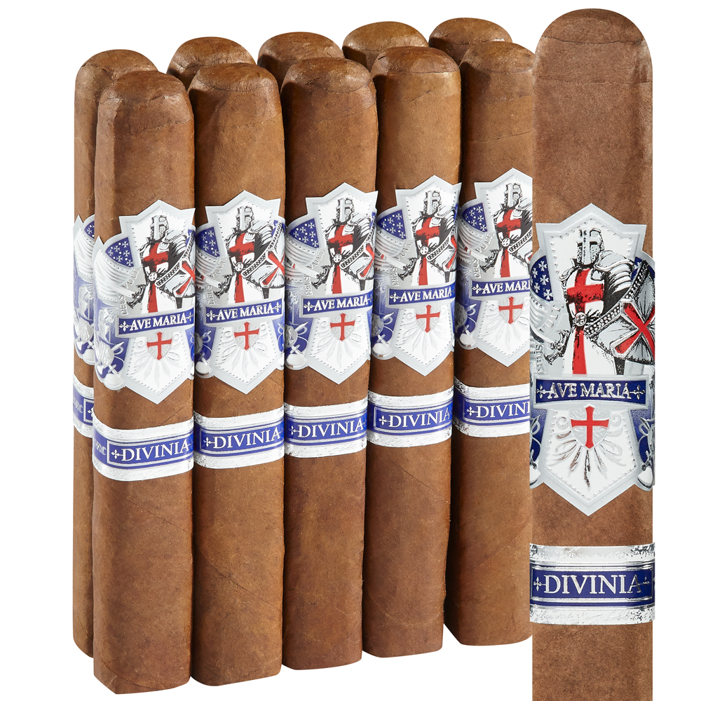 photo of Ave Maria Divinia (No Tube) Pack of 10 - Ave Maria Divinia (No Tube) Pack of 10 by Thompson Cigar