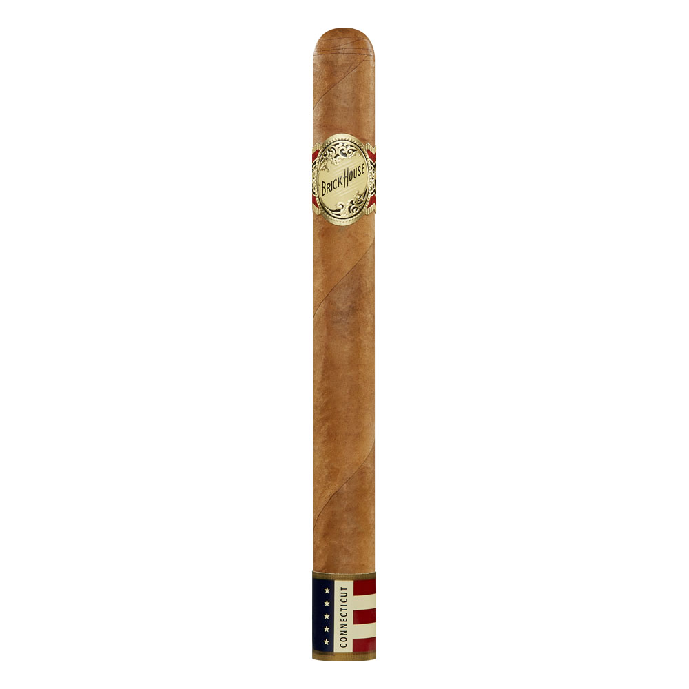 photo of Brick House Churchill Connecticut Double Connecticut Wrapper - BOX (25) by Thompson Cigar