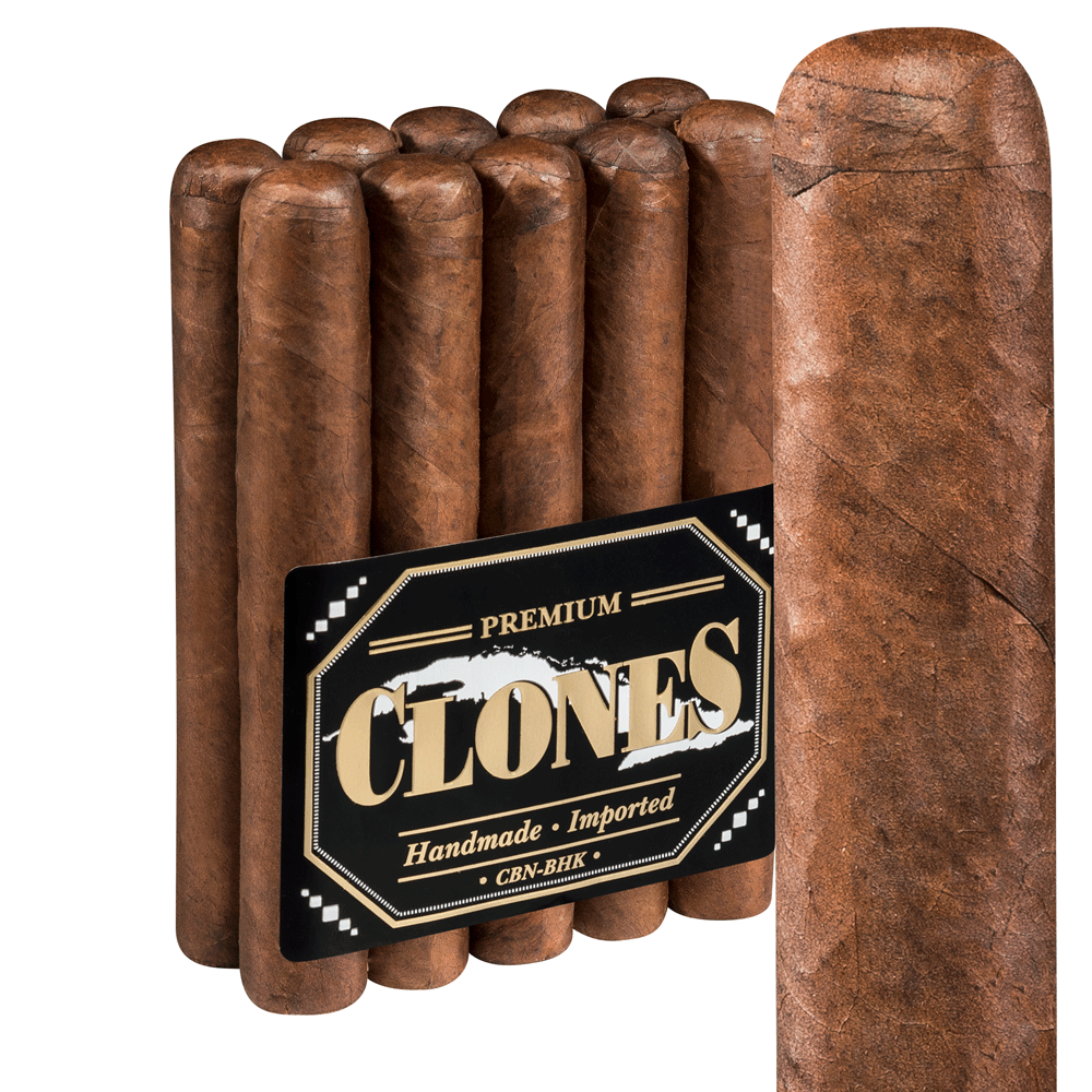 photo of Clones Compares To Cohiba Behike ® Gran Toro Habano - PACK (10) by Thompson Cigar