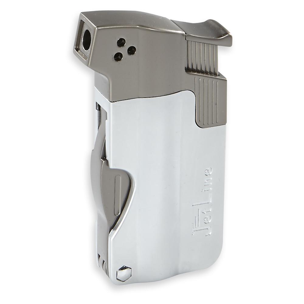 photo of Jetline Golem Pipe Lighter - Silver by Thompson Cigar