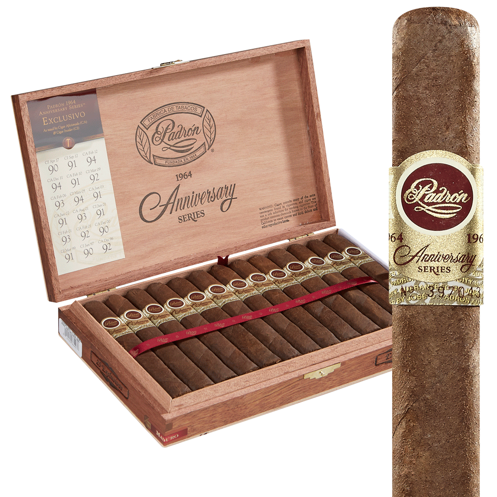 photo of Padron 1964 Aniversario Exclusivo Maduro - BOX (25) by Thompson Cigar