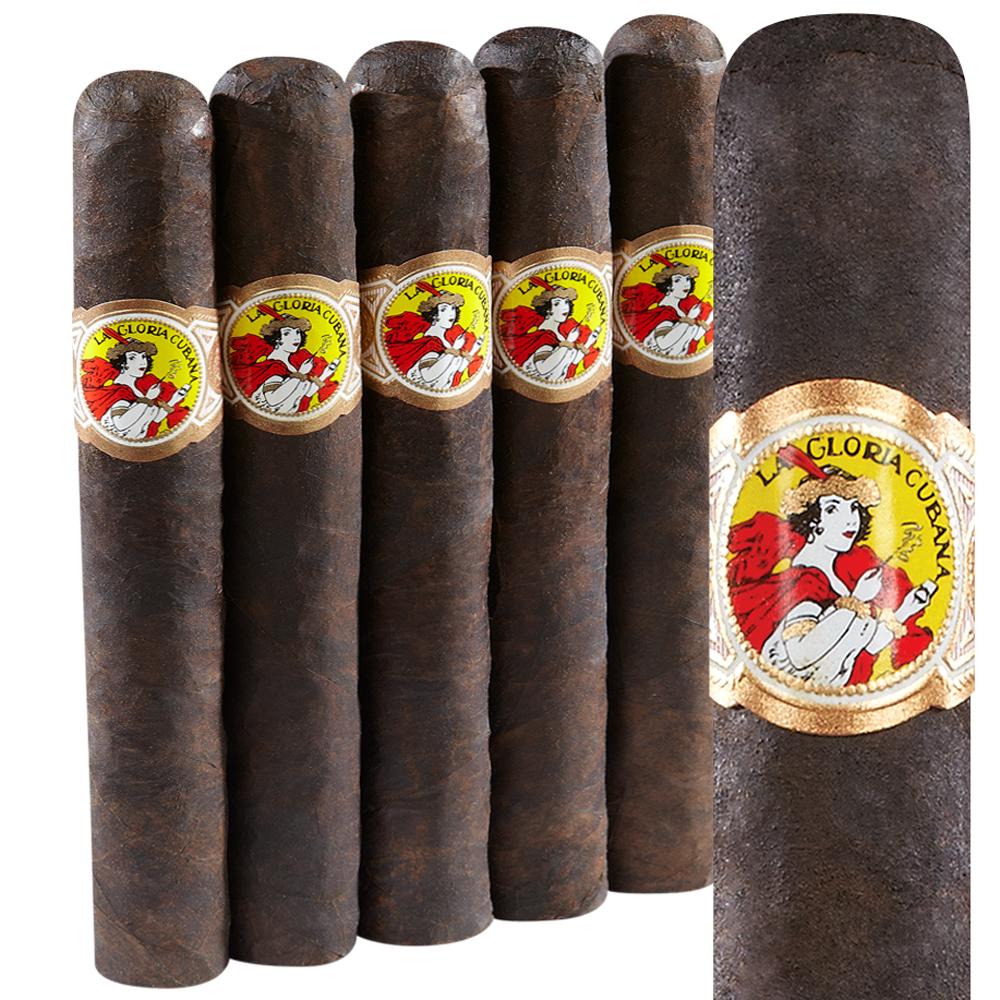 photo of La Gloria Cubana Wavell Robusto Maduro - PACK (5) by Thompson Cigar