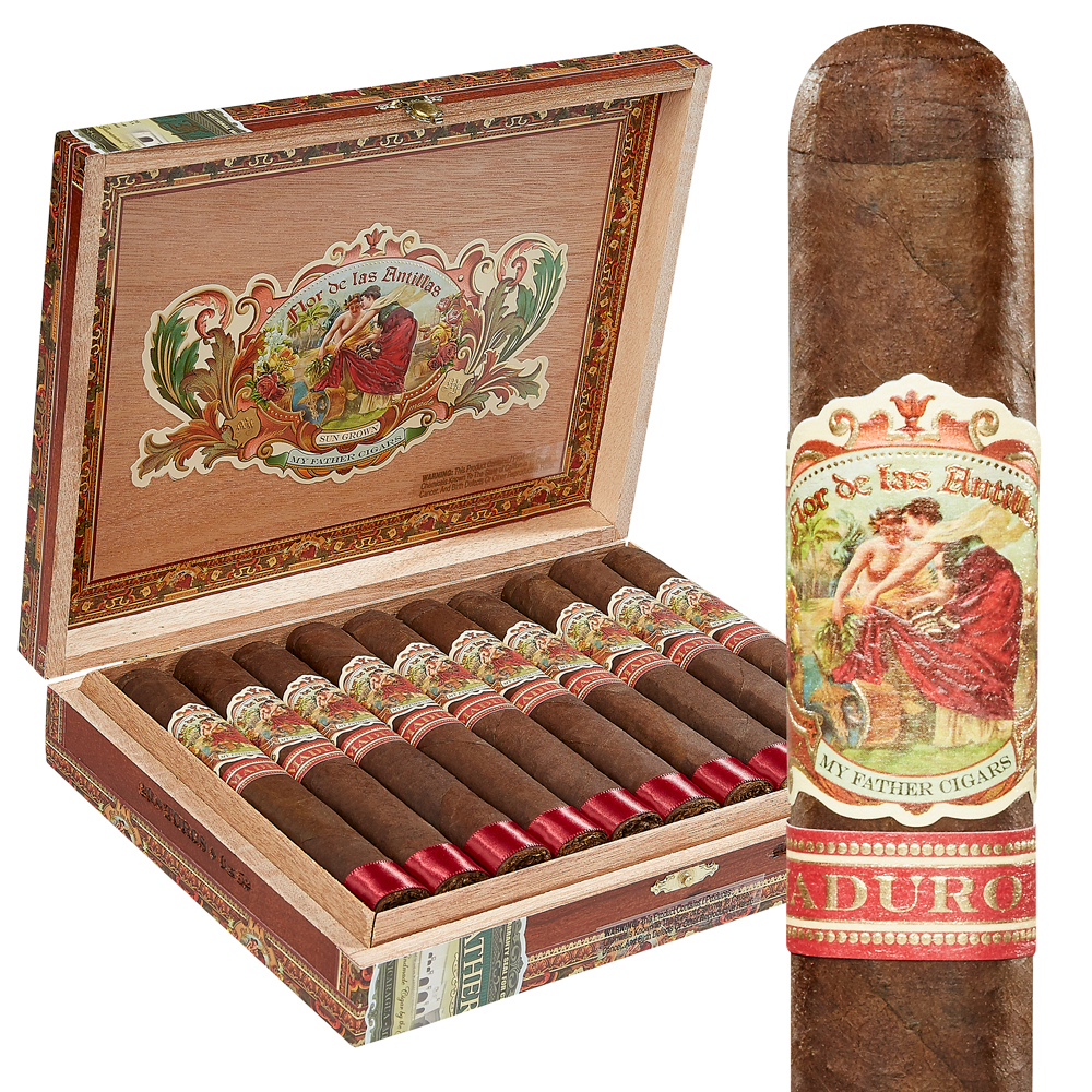 photo of Flor De Las Antillas Toro Gordo Maduro - BOX (20) by Thompson Cigar