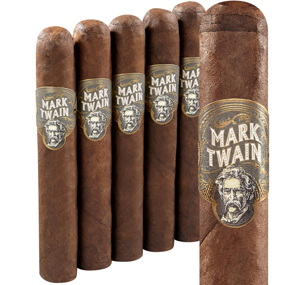 Mark Twain No. 1 Gordo Maduro - PACK (5) photo - CALIFORNIA SHEETS