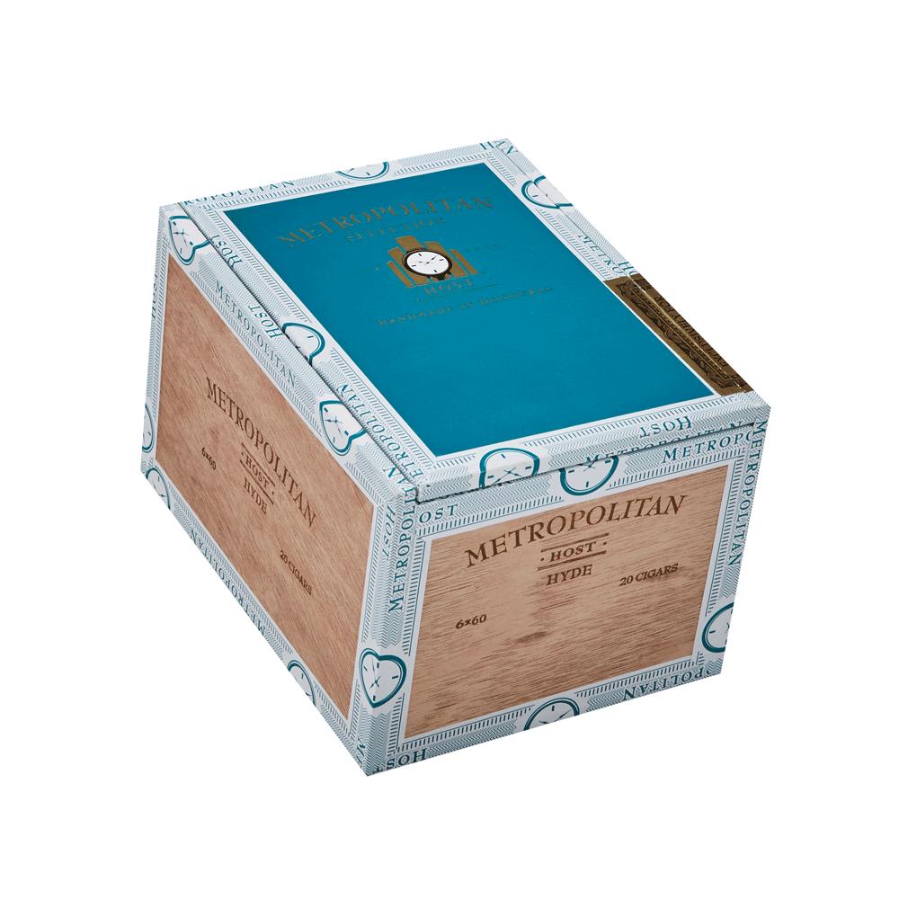 photo of Nat Sherman Host Hyde Connecticut Gordo - BOX (20) by Thompson Cigar