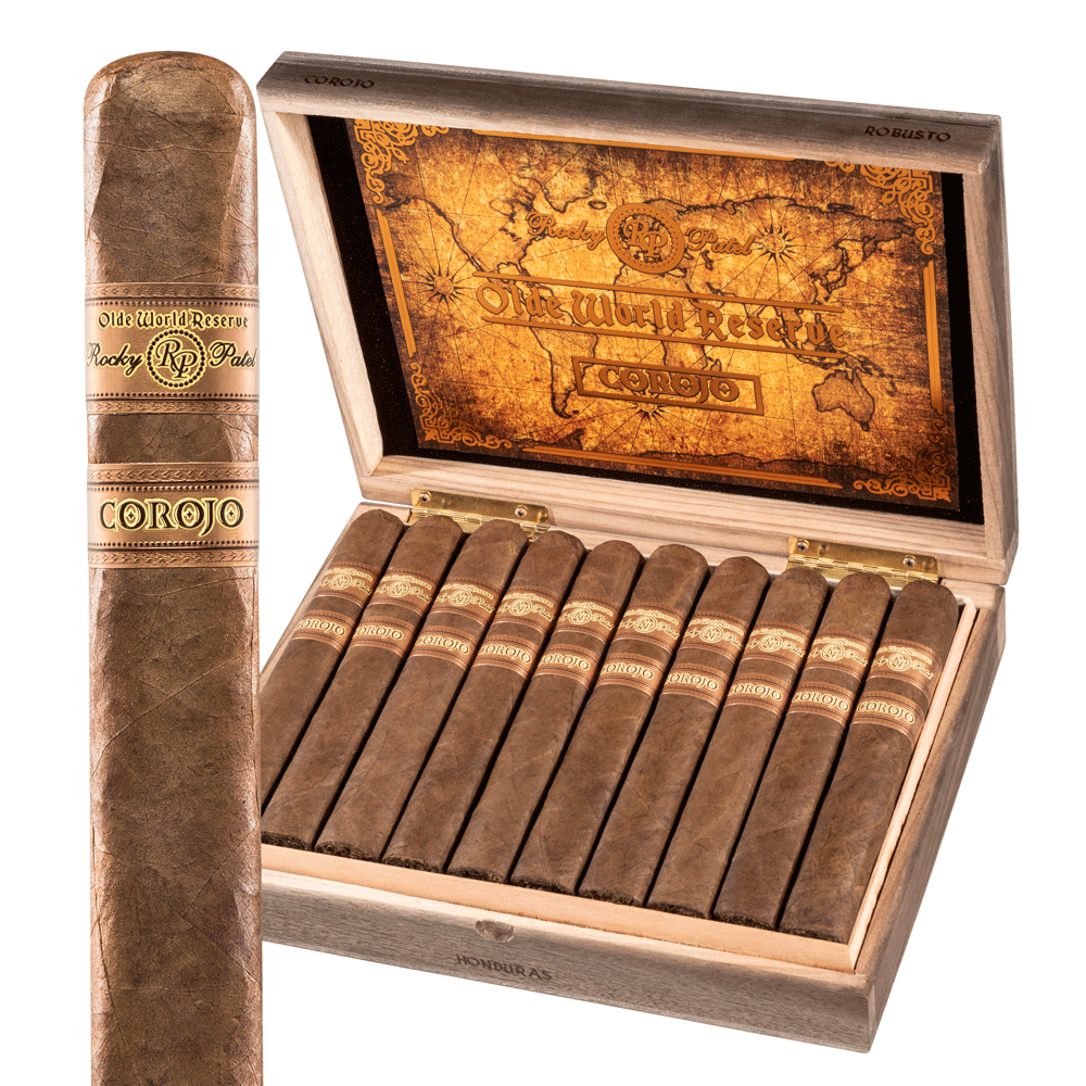 photo of Rocky Patel Olde World Reserve Toro Connecticut - BOX (20) by Thompson Cigar