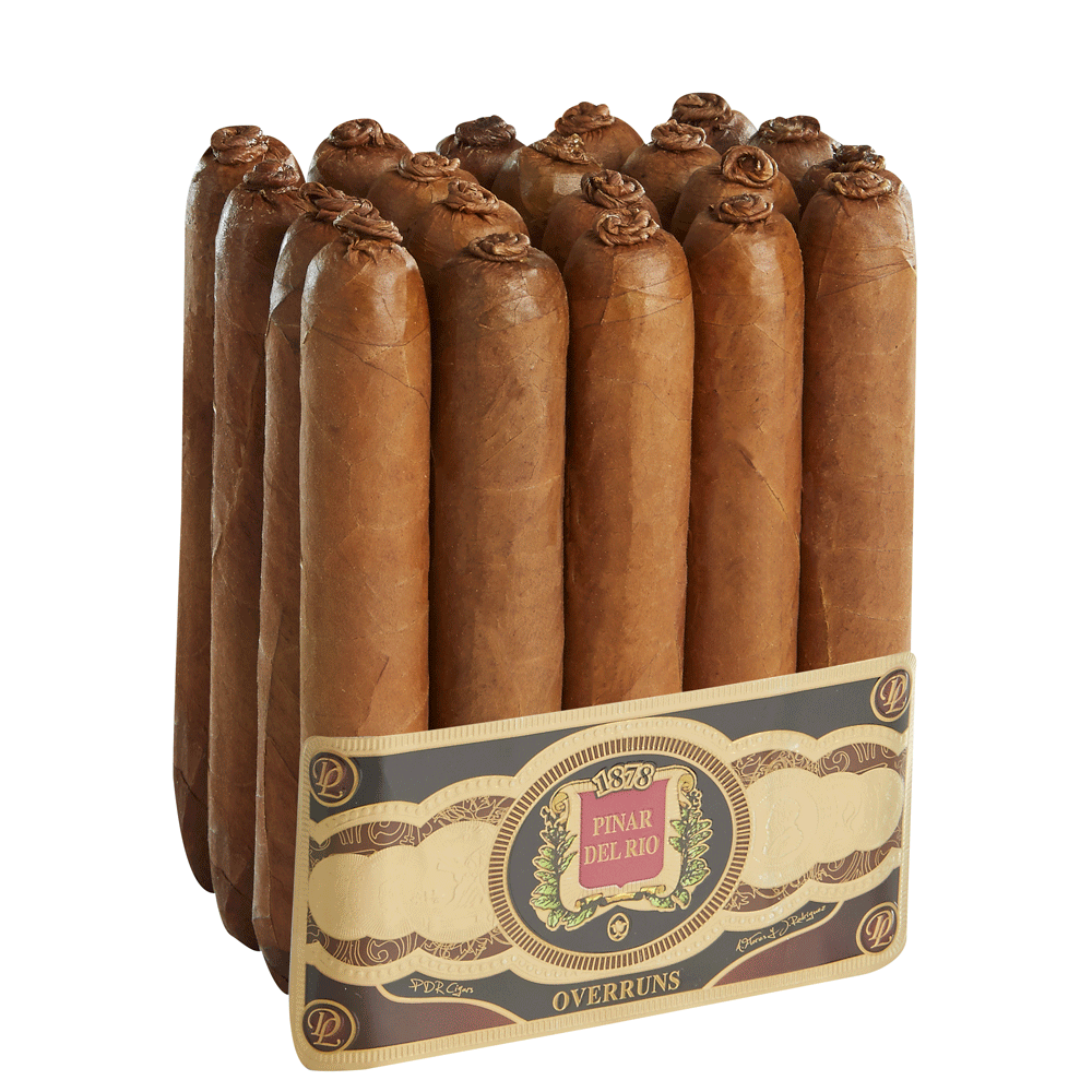 photo of Pinar del Rio Overruns Gordo - Pack of 20 by Thompson Cigar