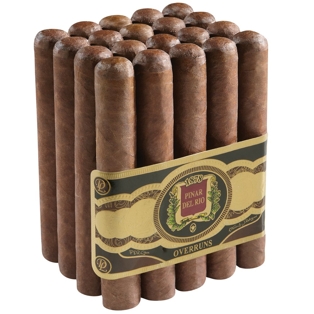 photo of Pinar del Rio Overruns Robusto - Pack of 20 by Thompson Cigar