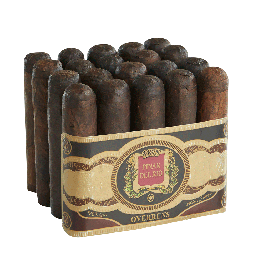 photo of Pinar del Rio Overruns Short Robusto - Pack of 20 by Thompson Cigar