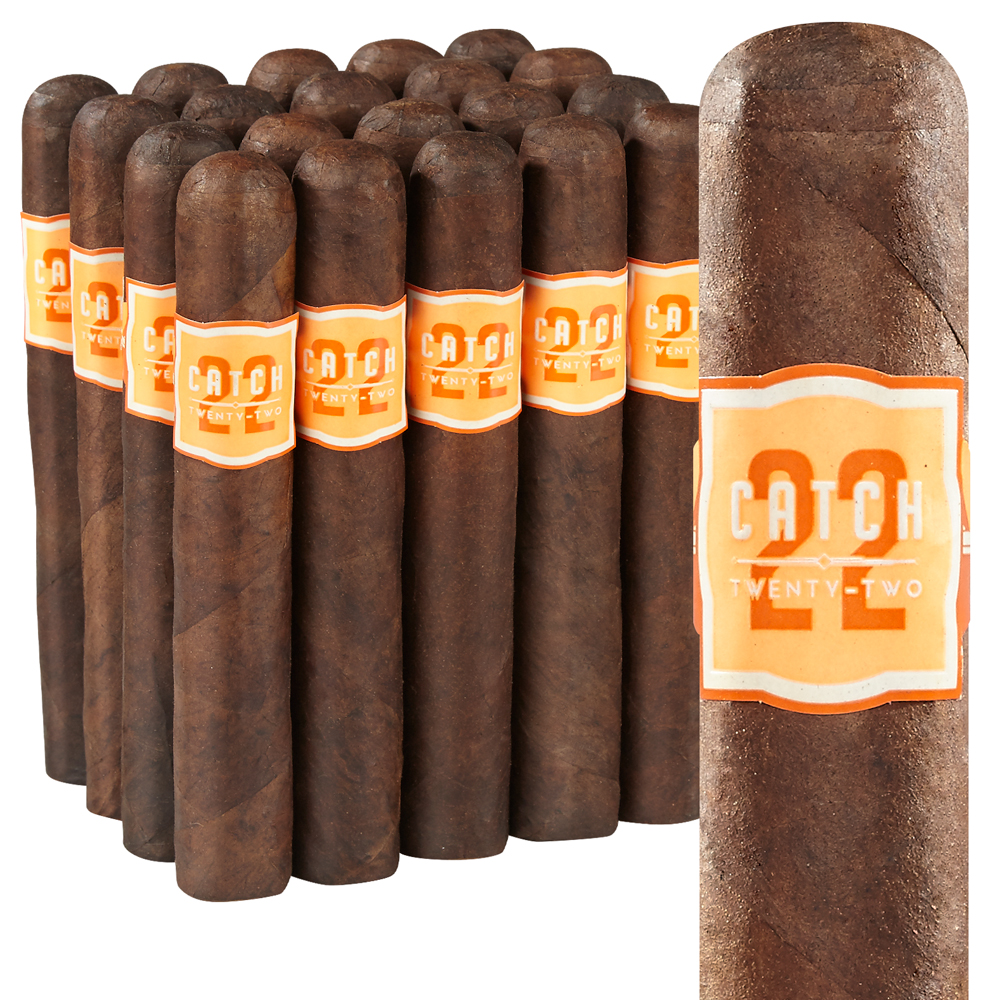 photo of Rocky Patel Catch 22 Sixty Corojo Gordo - PACK (20) by Thompson Cigar