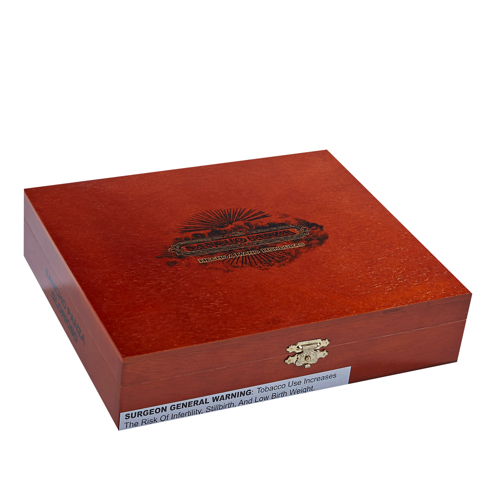 photo of Sancho Panza Glorioso Connecticut - BOX (20) by Thompson Cigar