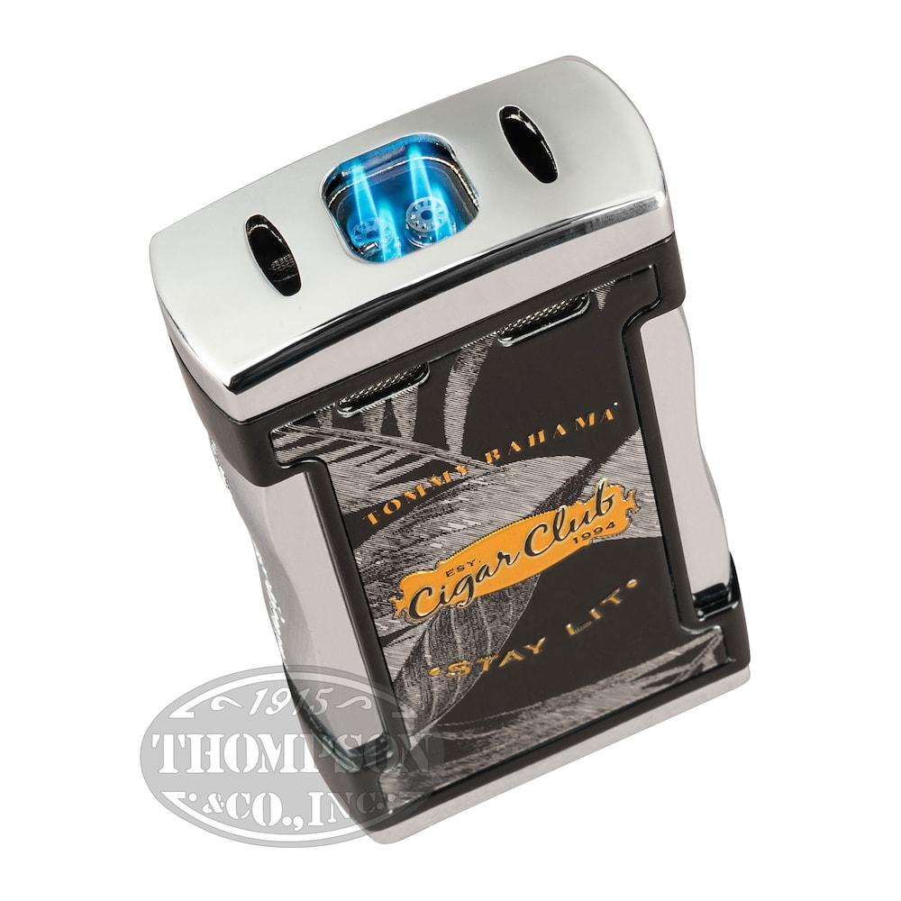 photo of Tommy Bahama Cigar Club Tabel Top Lighter - Cigar Club by Thompson Cigar