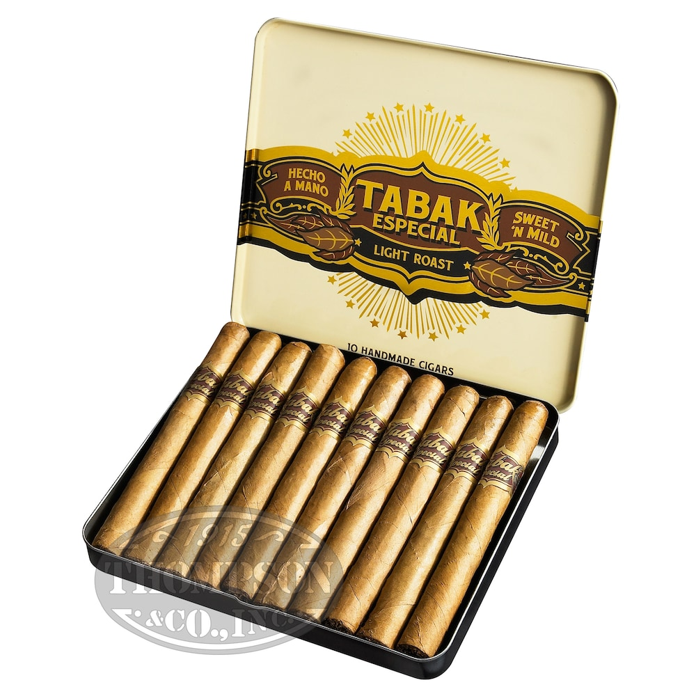 photo of Tabak Especial Cafecita Dulce - PACK (50) by Thompson Cigar