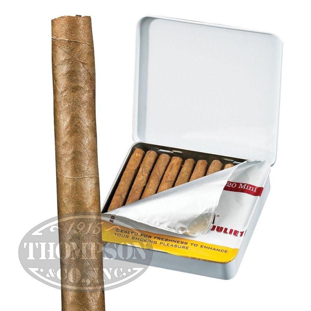 photo of Romeo y Julieta Minis Original Natural - PACK (100) by Thompson Cigar