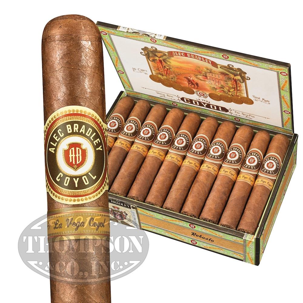 photo of Alec Bradley Coyol Toro Honduran - BOX (20) by Thompson Cigar