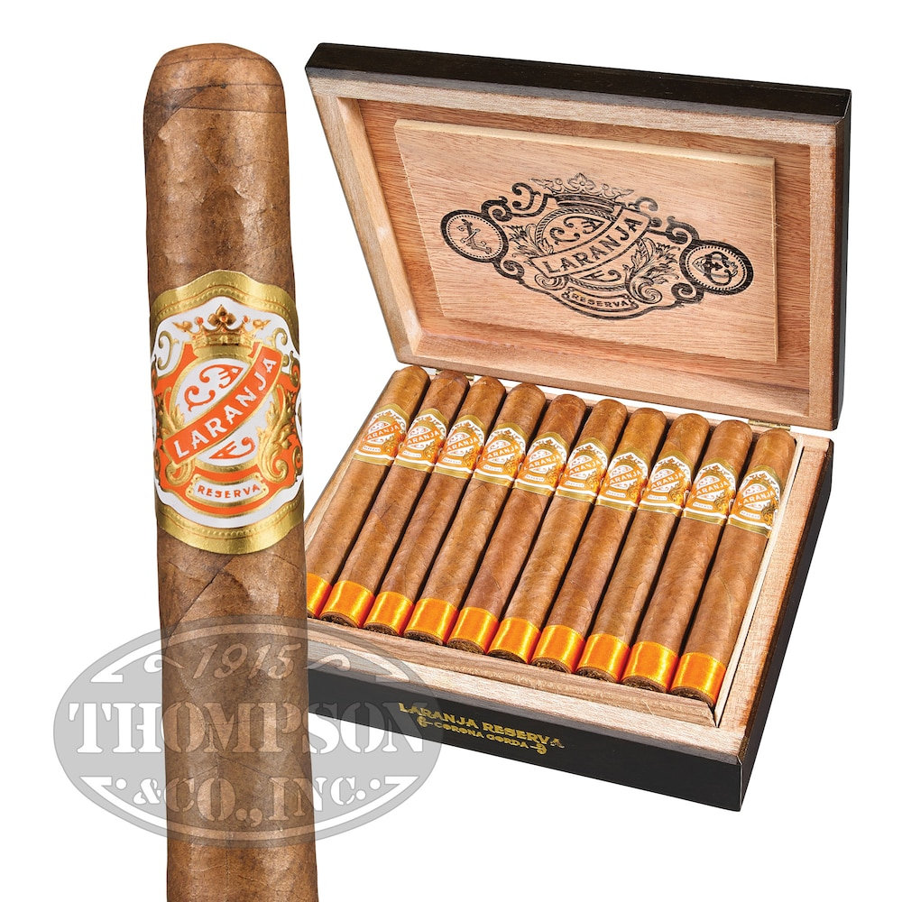 photo of Espinosa Laranja Corona Gorda Brazilian - BOX (20) by Thompson Cigar