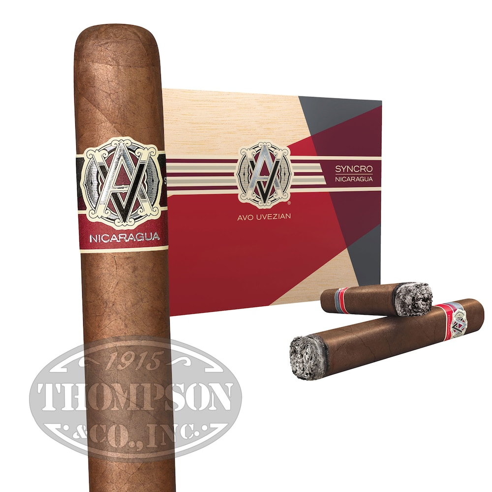 photo of AVO Syncro Nicagragua Special Toro Ecuador Box Pressed - BOX (20) by Thompson Cigar