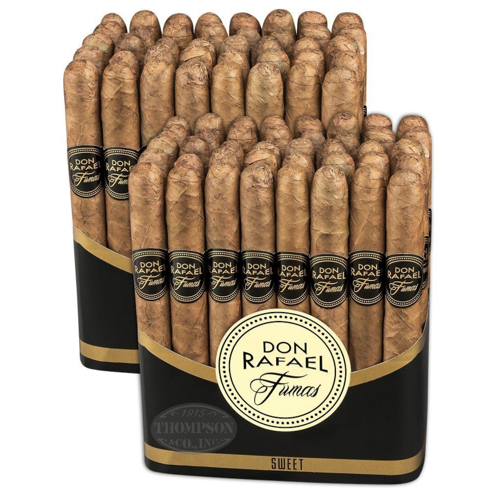 photo of Don Rafael Fumas Lonsdale Connecticut Sweet 2 Fer 40 Count (80 Cigars) - PACK (80) by Thompson Cigar