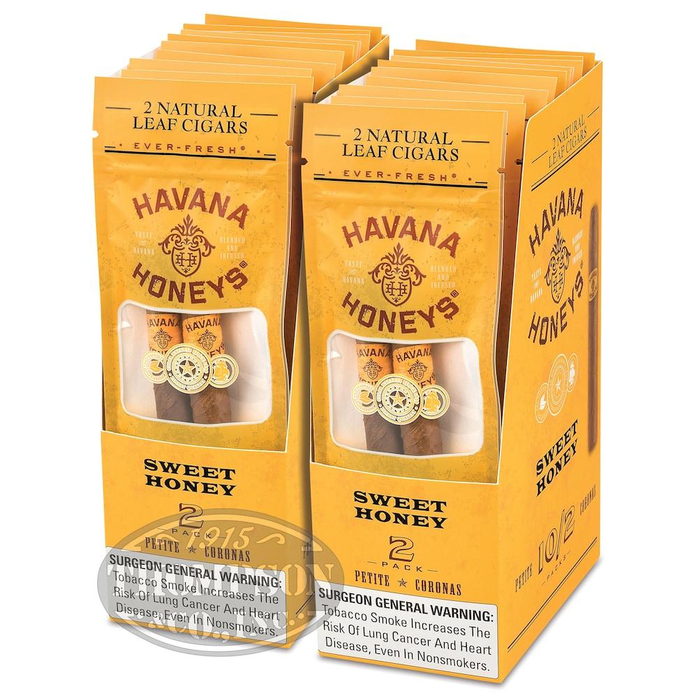 photo of Havana Honey Cigarillo Natural Sweet Honey - PACK (40) by Thompson Cigar