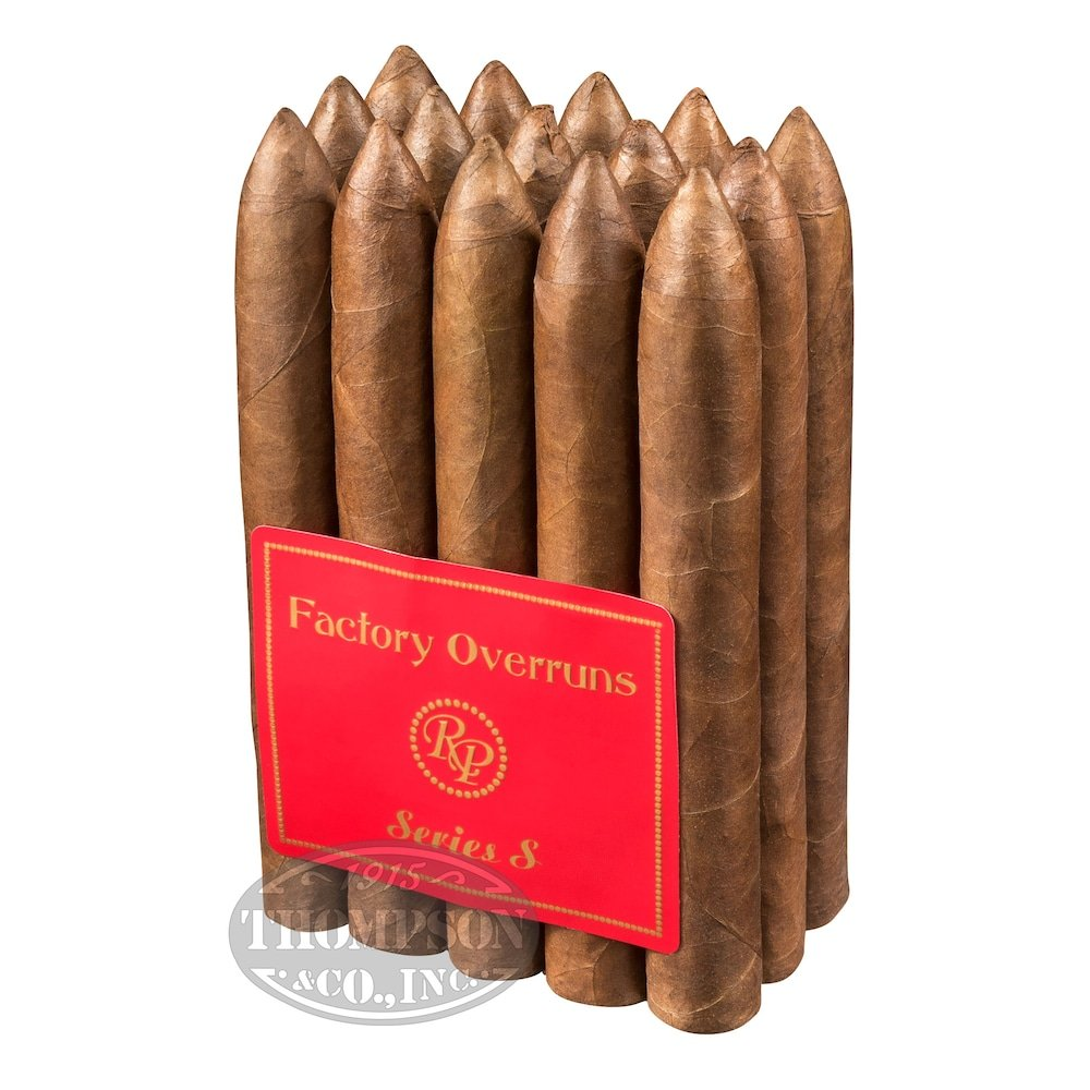 photo of Rocky Patel Factory Overruns Serie S Torpedo Sun Grown - PACK (15) by Thompson Cigar