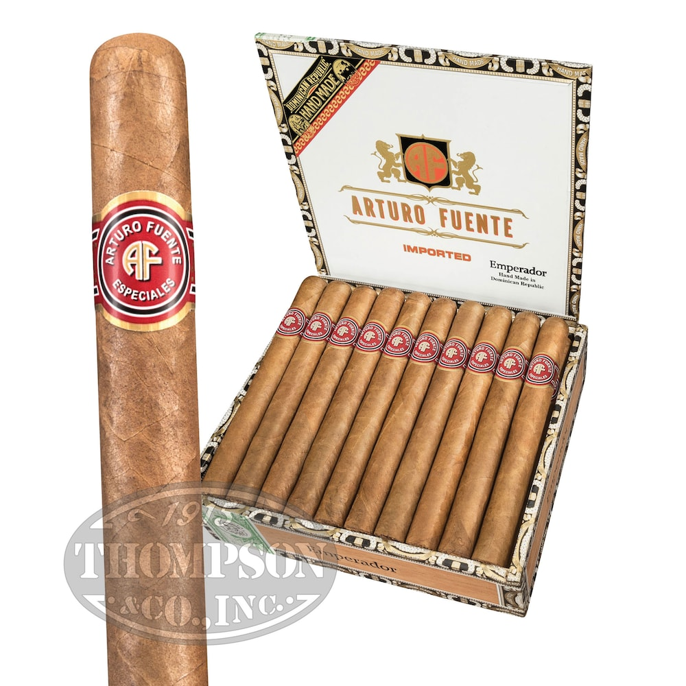 photo of Arturo Fuente Emperador Churchill Natural - BOX (30) by Thompson Cigar