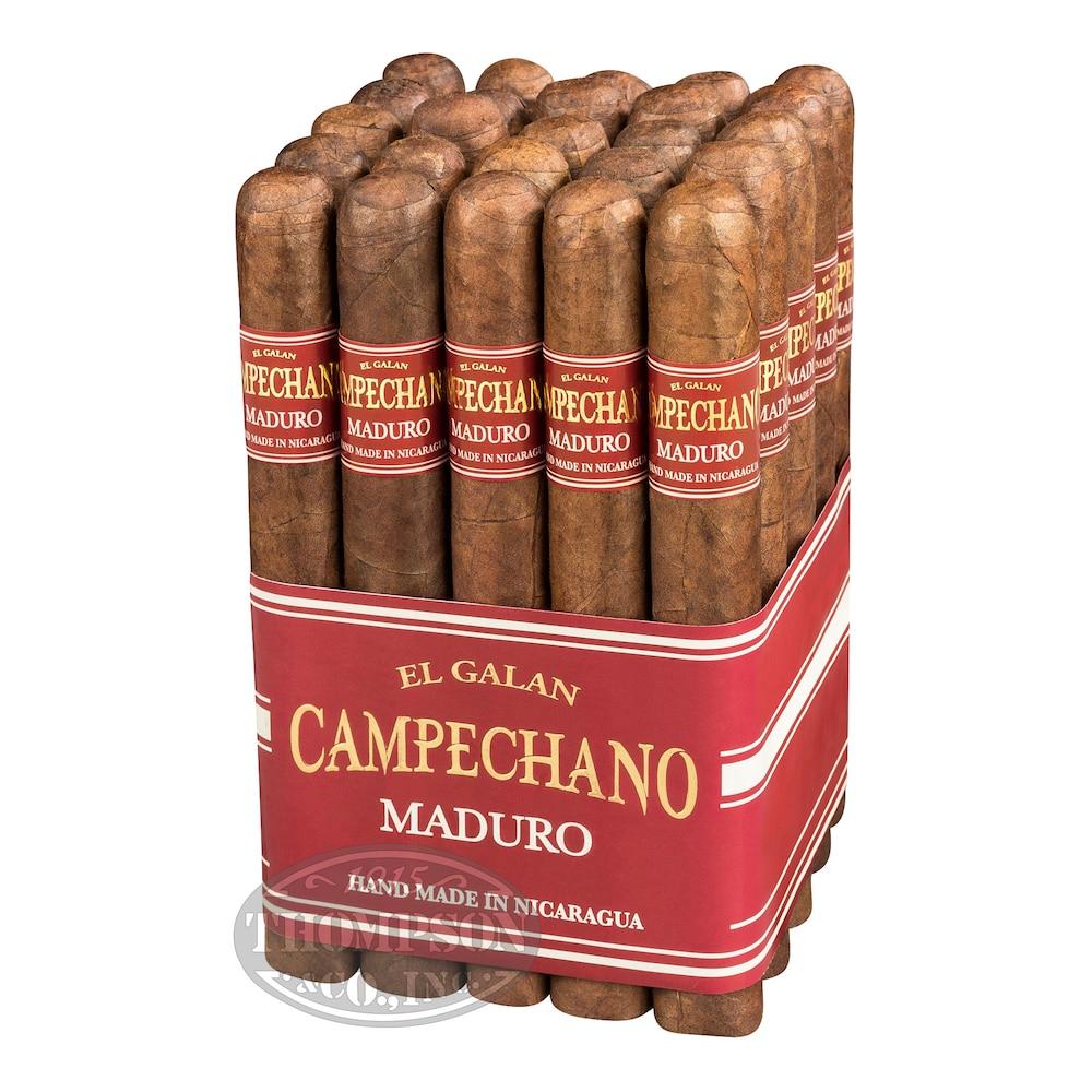 photo of El Galan Campechano Toro Maduro - PACK (25) by Thompson Cigar