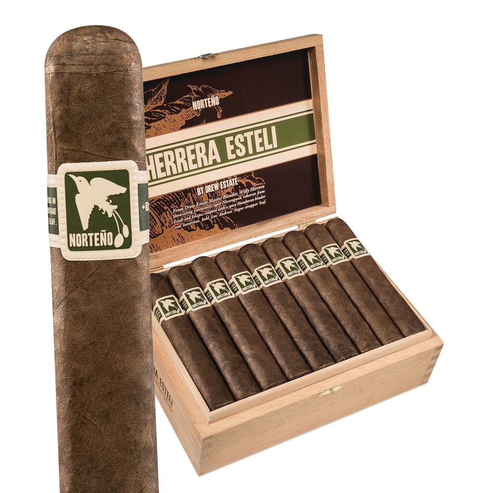 photo of Herrera Esteli Norteno Robusto Grande San Andres - BOX (25) by Thompson Cigar