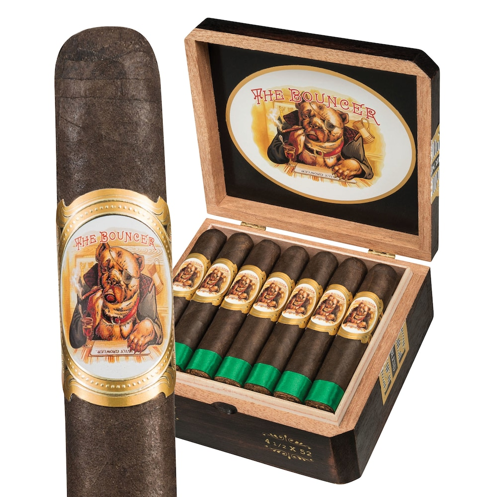 photo of The Bouncer Gordo Maduro - BOX (21) by Thompson Cigar