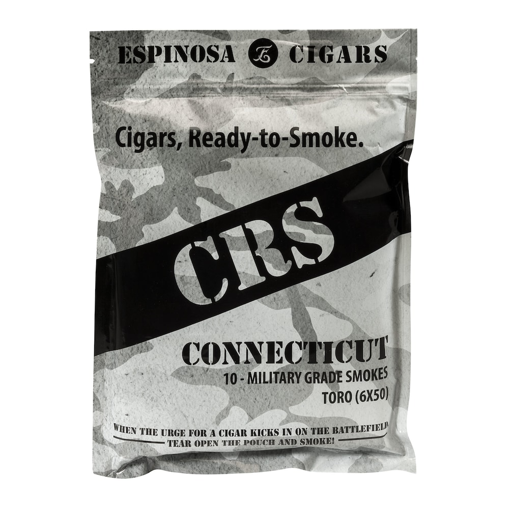 photo of Espinosa Crs Toro Connecticut - PACK (10) by Thompson Cigar