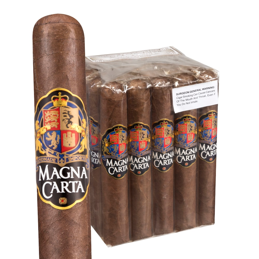 photo of Magna Carta Robusto Habano - PACK (25) by Thompson Cigar
