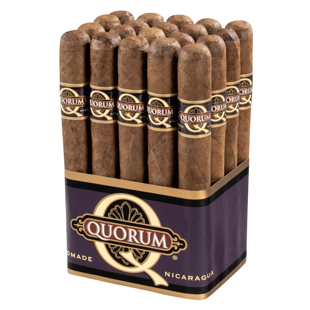 photo of Quorum Toro Natural - PACK (20) by Thompson Cigar