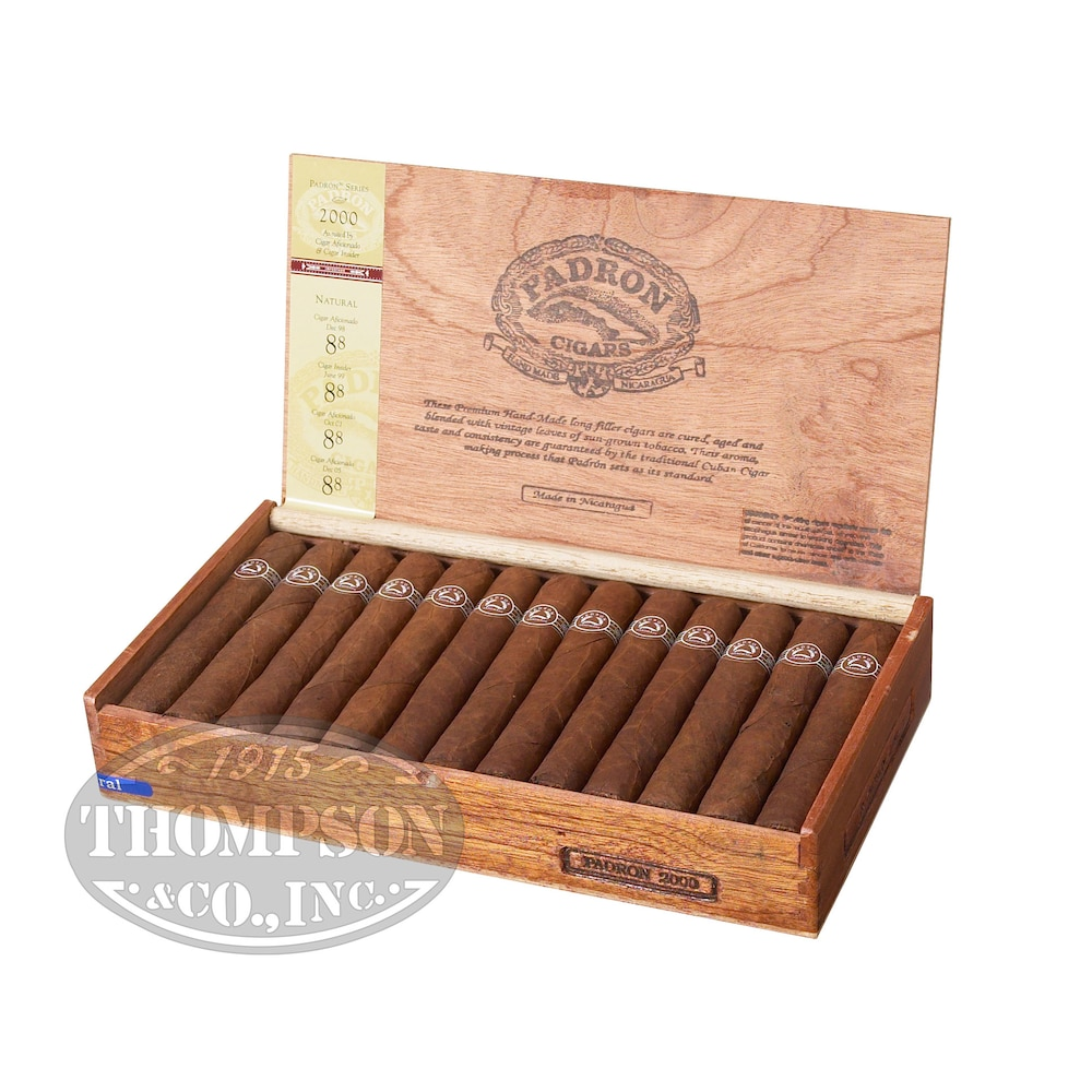photo of Padron 4000 Toro Natural - PACK (5) by Thompson Cigar