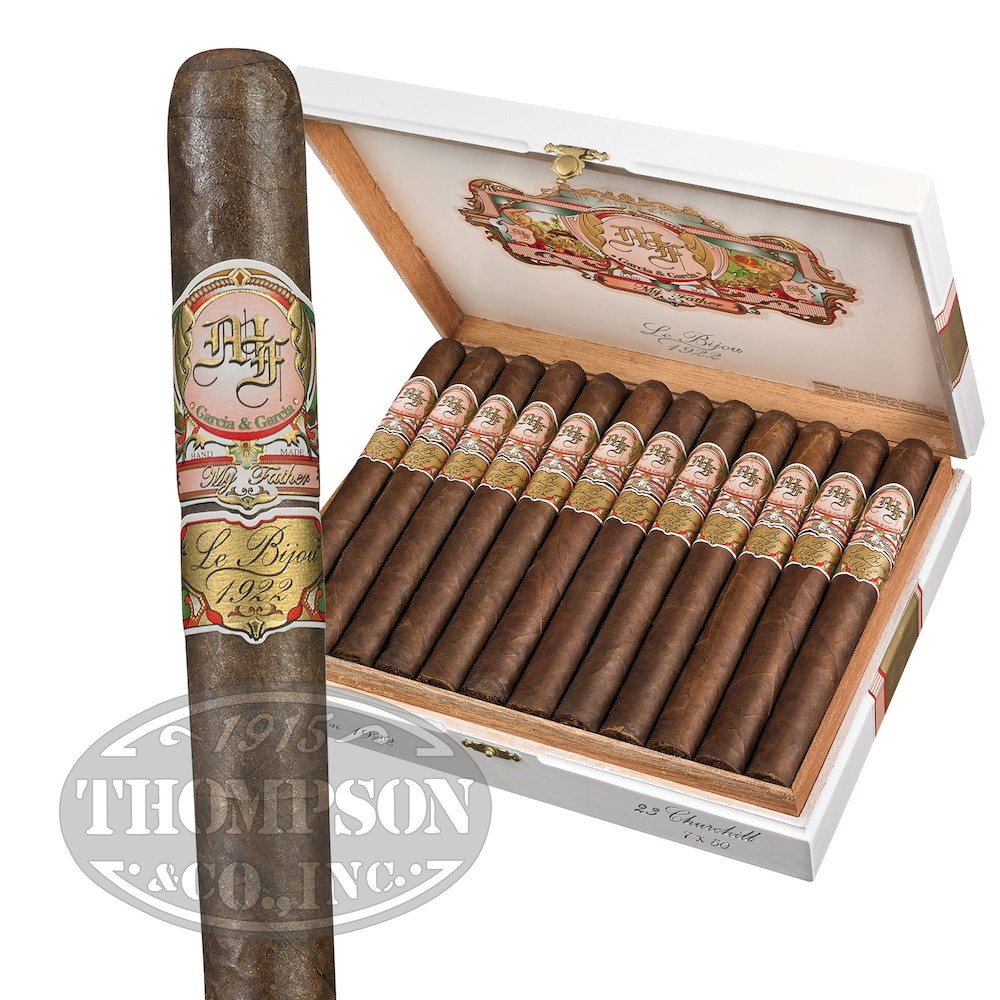 photo of My Father Le Bijou 1922 Gran Robusto Natural - BOX (23) by Thompson Cigar