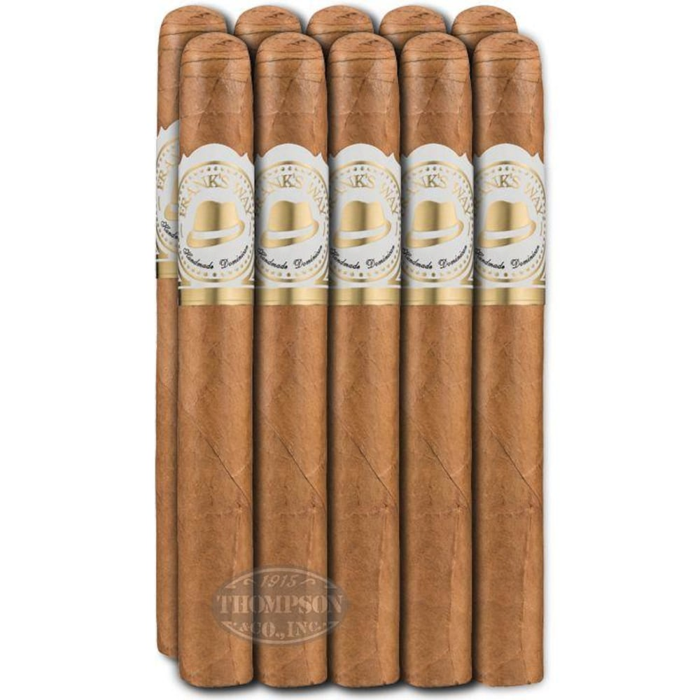 photo of Frank's Way Churchill Connecticut 10 Pack - PACK (10) by Thompson Cigar