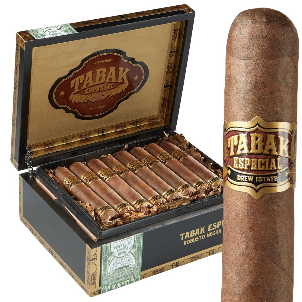 photo of Tabak Especial Robusto Maduro Infused - BOX (24) by Thompson Cigar