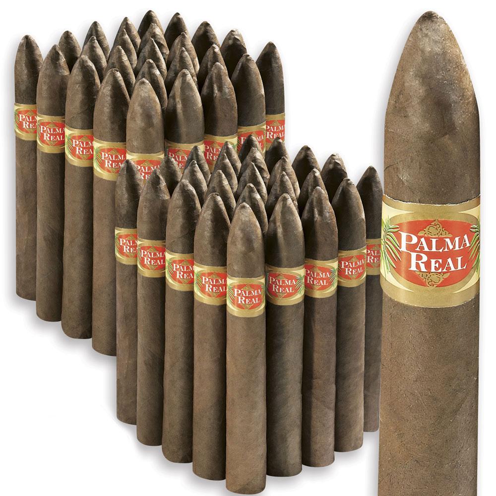 photo of Palma Real Torpedo 2 Fer Maduro Torpedo - BUNDLE (50) by Thompson Cigar