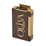 Lotus Duet Double Torch Lighter - Oliva