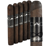 "CAO ICON Robusto (5.5""x54) Pack of 5"