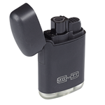 Moretti Spark Torch Lighter  Black