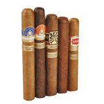 Nat Sherman Dominican 5-Star Sampler  SAMPLER (5)