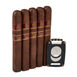 Rocky Patel Vintage '90 Robusto & Cutter  5 Cigars