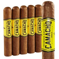 "Camacho Robusto Criollo (5.0""x50) Pack of 5"
