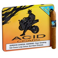 "ACID Krush Classics Blue Connecticut (Cigarillos) (4.0""x32) PACK (10)"
