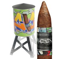 ACID Kuba Arte + Limited Edition Humidor by Drew Estate  20 Cigar Capacity